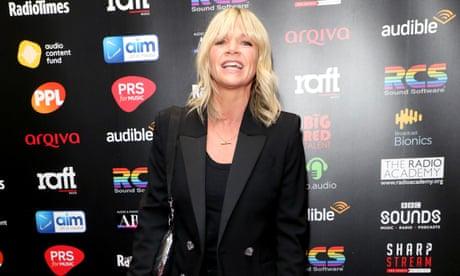 Zoe Ball's BBC Radio 2 show loses a million listeners