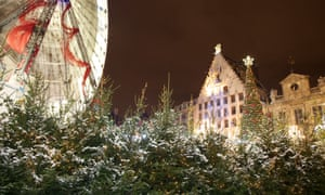 Of The Best Christmas Shopping Cities In Europe Travel The - The 10 best places to spend new years eve in europe