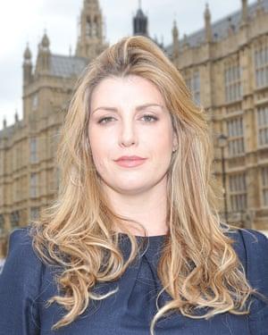 Defence minister Penny Mordaunt