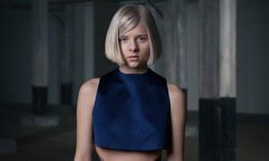 singer Aurora Aksnes