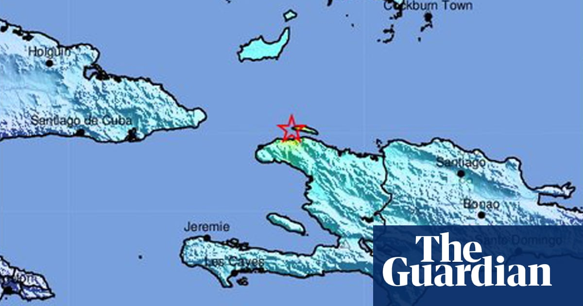 At Least 11 Die After 5 9 Magnitude Earthquake Strikes Haiti World