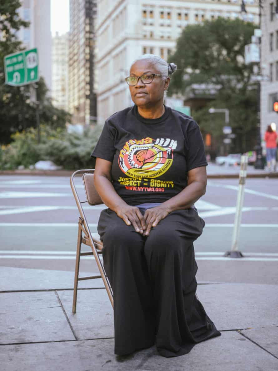 Dorothy LeConte pays $2,000 a month on her medallion loan.