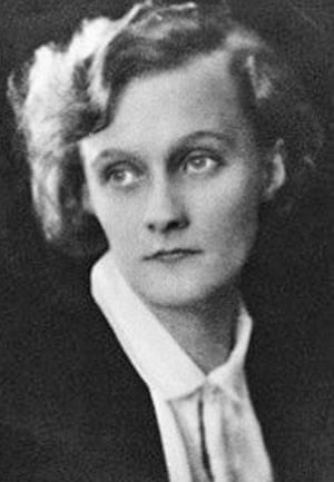 Astrid Lindgren, the author of the Pippi Longstocking books.