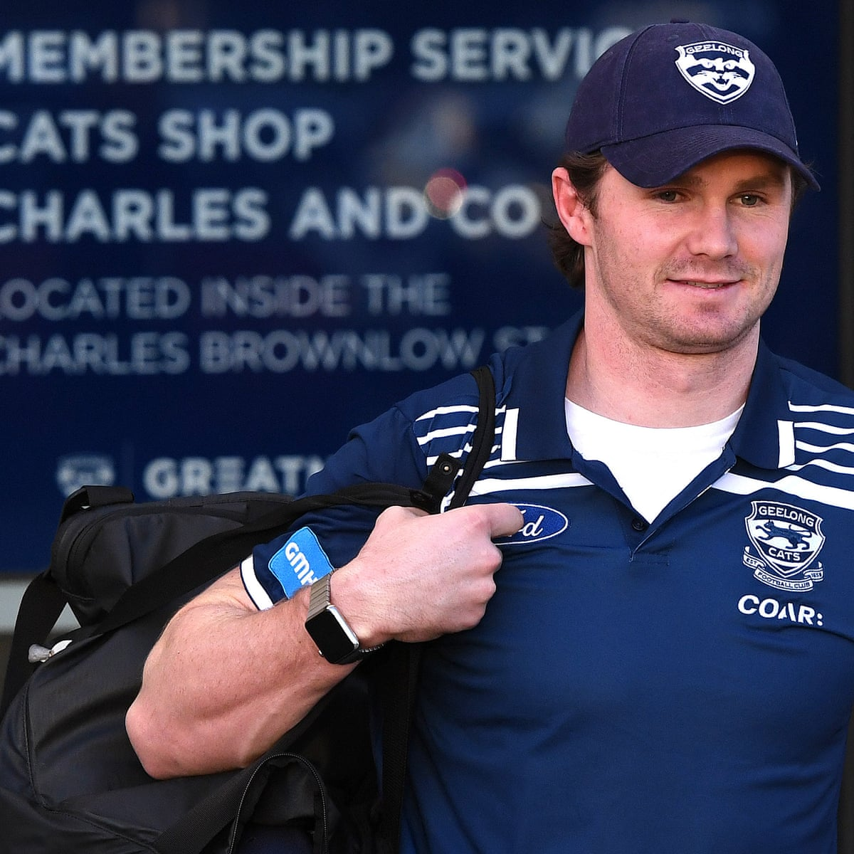 Patrick Dangerfield S Brownlow Medal Hopes Over After He Accepts Afl Ban Sport The Guardian