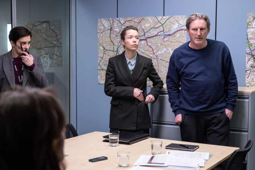 How can you think that of the fella? ... Ted Hastings.