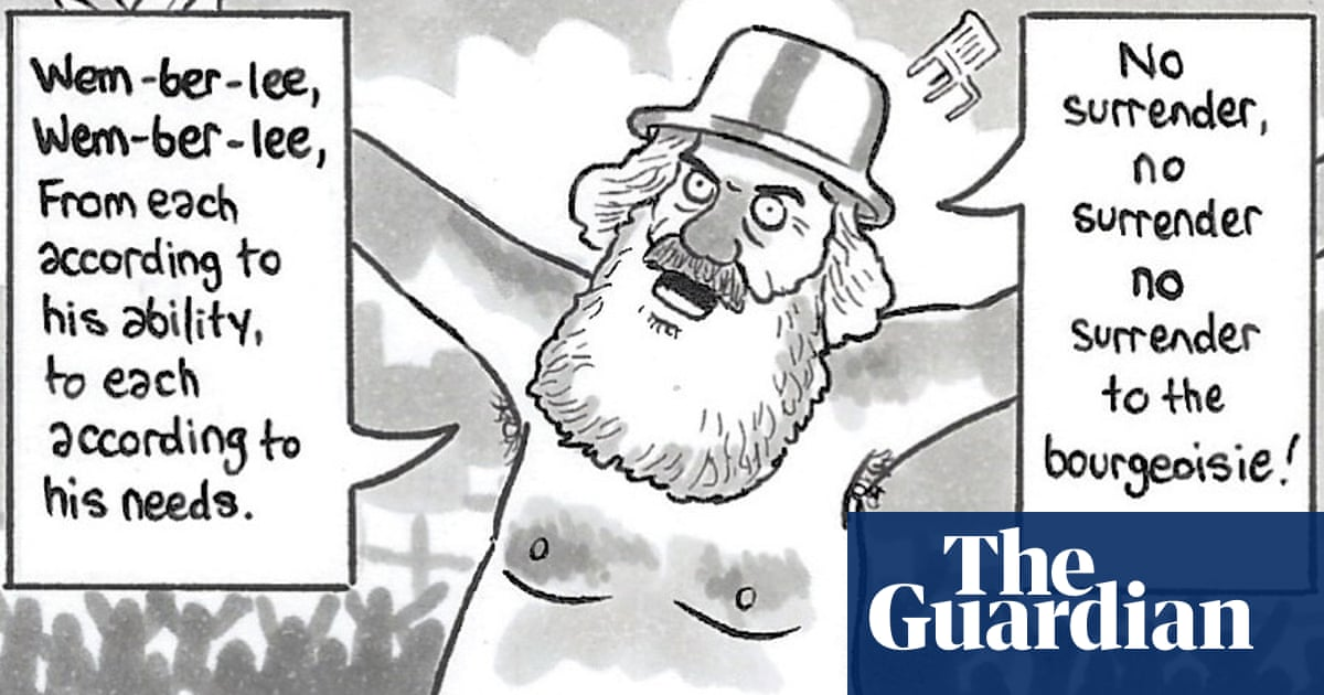 David Squires on … the unlikely Marxist takeover of English football