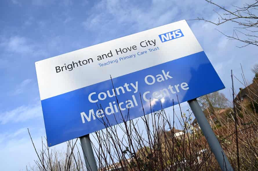 The County Oak Medical Centre in Brighton was closed on February 10 after a member of staff was infected with coronavirus.