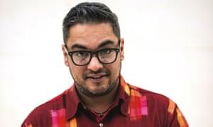 Writer Nikesh Shukla