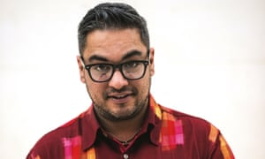 Writer Nikesh Shukla