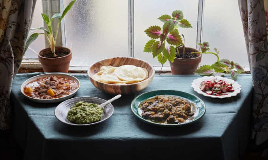 Romy Gill: 'These recipes are ideal for readers who love to experiment with flavour and texture; witness how both mutton and goat surrender to heat and spice.'
