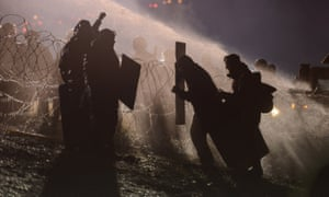Standing Rock protests
