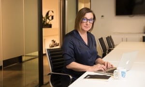 Guardian Australia editor, Lenore Taylor.