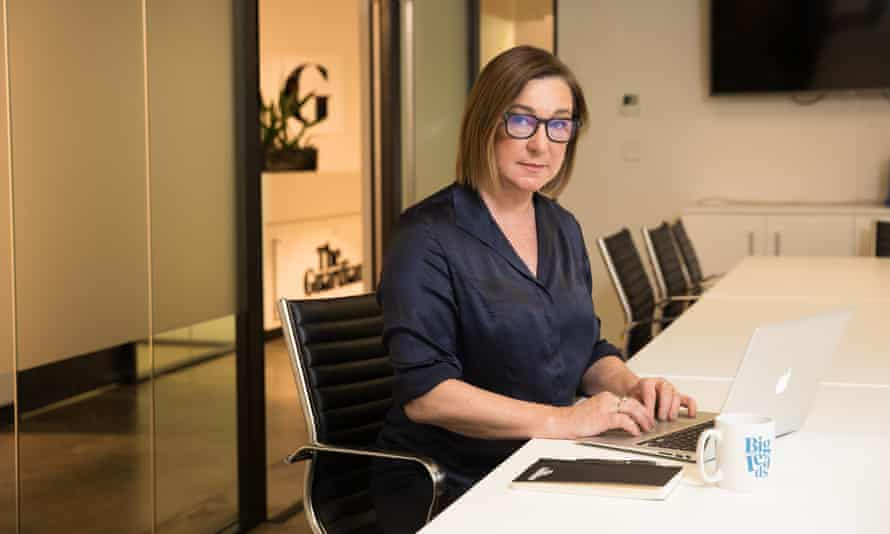 Guardian Australia editor Lenore Taylor