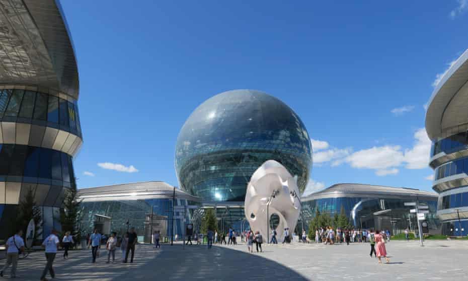 Expo 2017, Astana