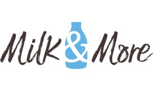 Milk & More logo