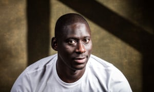 Cherno Samba says of Championship Manager: 'I'd be Manchester United, I'd sign myself, I would score loads and we'd win everything.'