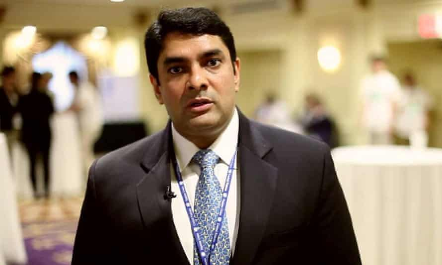 Ravi Karkara was dismissed from his post at UN Women on Friday.