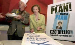Margaret Beckett jests about Letwin's claim of £20bn tax cuts