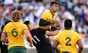 ce3476602d325 New Zealand beat Australia in Bledisloe Cup Test – as it happened ...