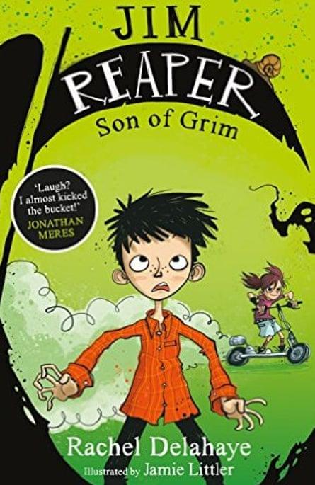 Jim Reaper: Son of Grim cover