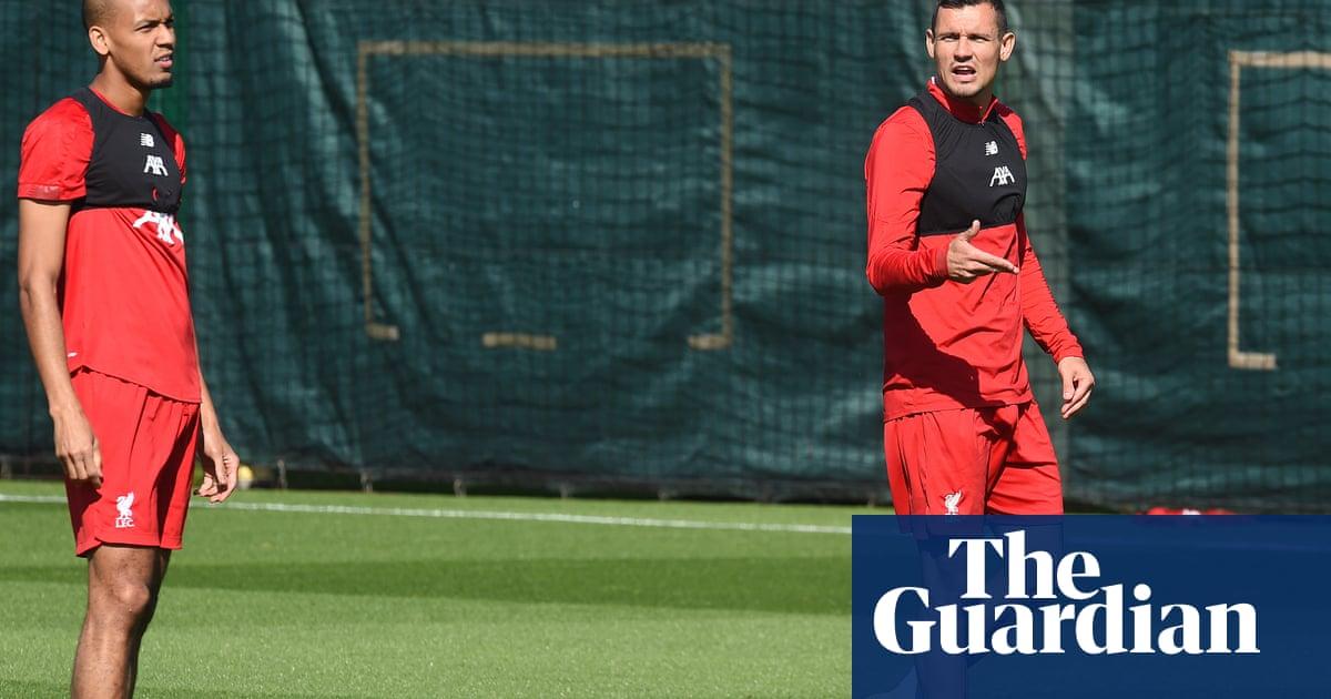 Fabinho Lovren and Matip may return for Liverpool at Shrewsbury