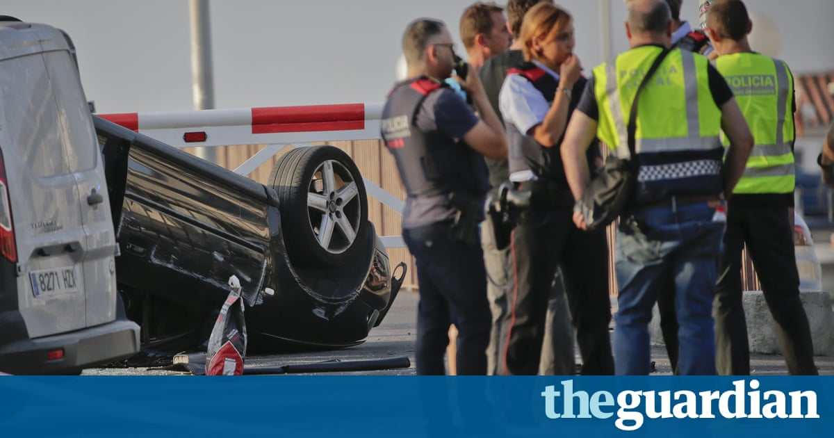 Barcelona is Europe's seventh vehicle attack in a year. What can be done? | Simon Jenkins