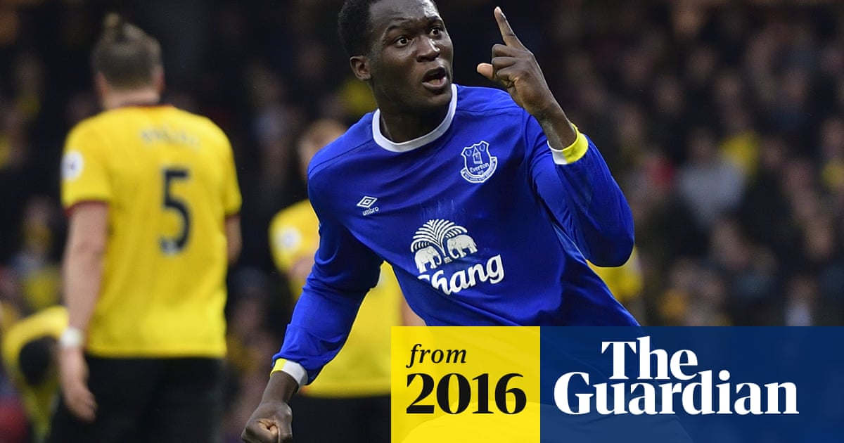 512c497c6d23 Romelu Lukaku to sign new Everton deal but may leave in summer – Raiola