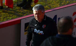 Steve Perryman says: 'If I could have written it, I guess this is how it would have finished.'
