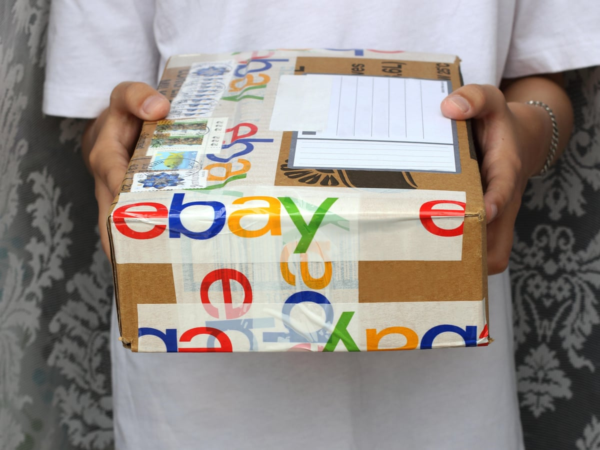 Seller Beware A New Ebay Scam Using Its Own Return Label Money The Guardian