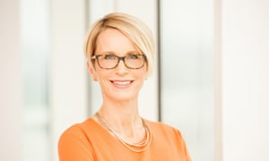 Emma Walmsley, GlaxoSmithKline's new CEO designate