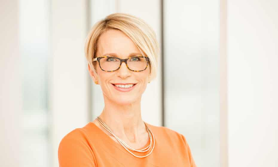 Emma Walmsley, chief executive of GlaxoSmithKline