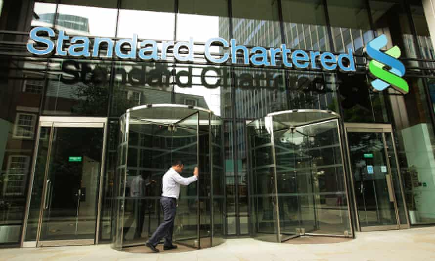 Standard Chartered's involvement in the Carmichael coal mine was exposing it to reputational damage, after a string of international lenders, including Barclays and Royal Bank of Scotland, said they would not touch the project.