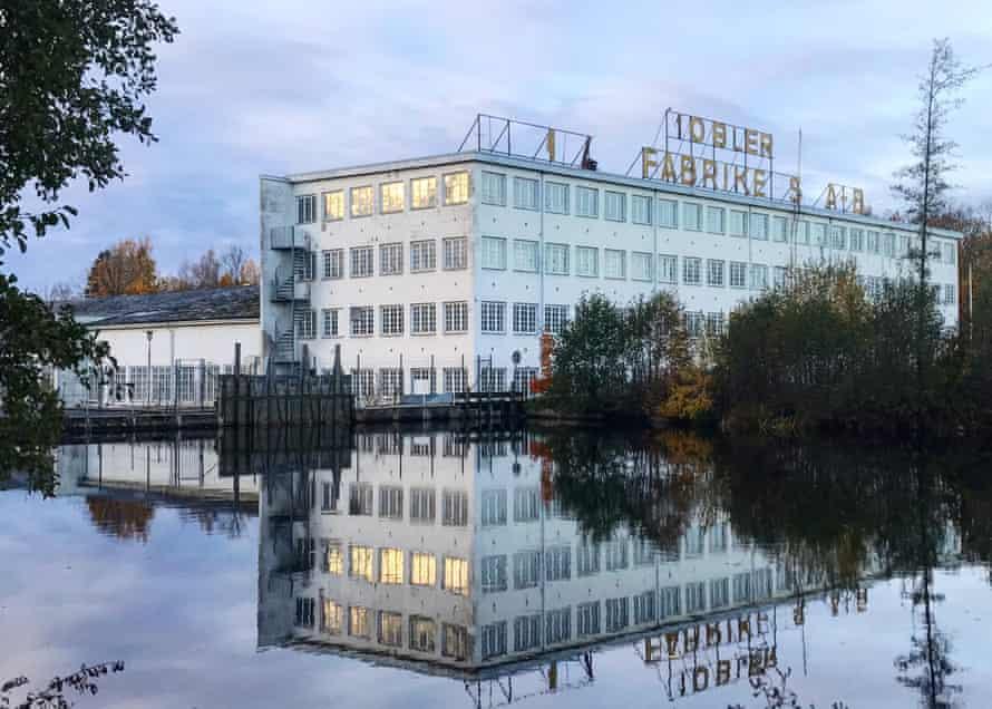 Funkisfabriken.