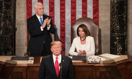 Donald Trump's 2019 State of the Union address – video highlights