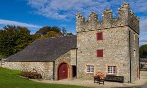 Castle Ward, County Down, Northern Ireland, UK.