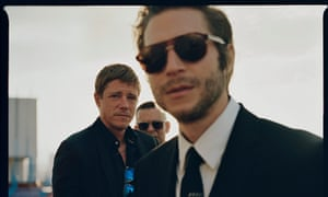 It's personal … Interpol (l-r): Paul Banks, Sam Fogarino, Daniel Kessler.