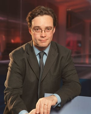 Gary Gibbon, the Channel 4 News political editor