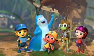 Beat Bugs will feature Beatles classics sung by artists including Rod Stewart, Robbie Williams and James Corden.