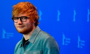 Hymns drop off top 10 funeral music choices in favour of Ed Sheeran