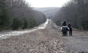 the 2009 film of Cormac McCarthy's The Road.