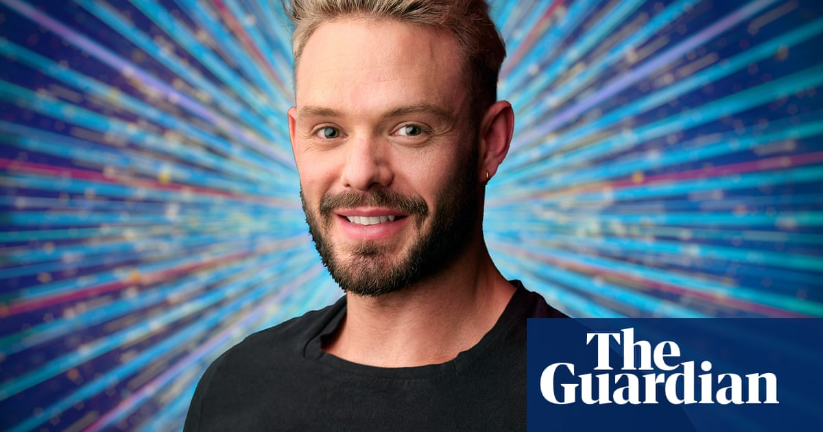 Former Bake Off winner to compete in Strictly's first all-male pairing