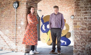 Guardian culture writers Laura Snapes and Jonathan Jones: 'Art, properly seen, is about truth.'
