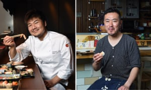 Teruya Noriyoshi and Yuya Kikuchi.
