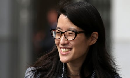 Ellen Pao says the internet has only grown more toxic since she left Reddit five years ago.