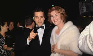 Rip Torn and Geraldine Page arrive at the Academy Awards on 9 April 1962, where Page was nominated for the best actress award for her performance in Sweet Bird of Youth. The couple married the following year