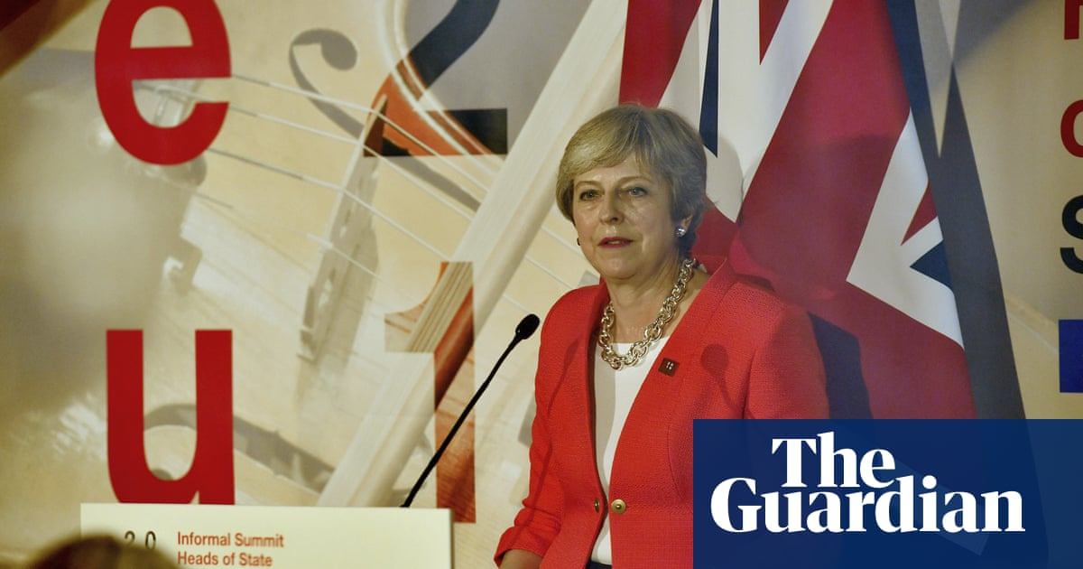 Theresa May loyalists insist her Brexit plan still workable despite EU rejection | Politics | The Guardian