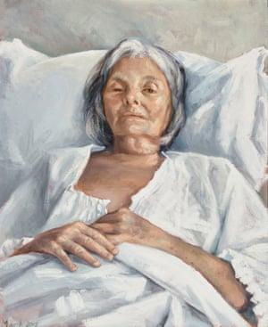 The Last Portrait by Peter Churcher
