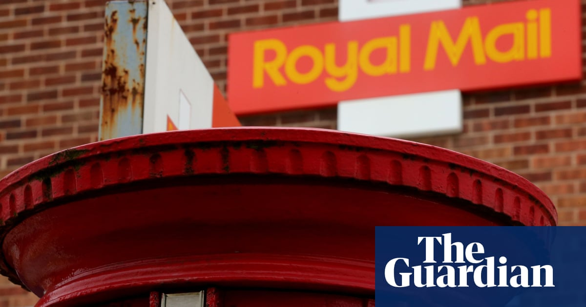 a97e475364dd9 Royal Mail fined record £50m for breaking competition law
