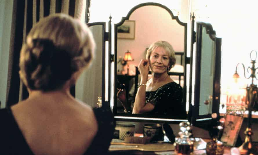 Vanessa Redgrave as Clarissa Dalloway (1997).
