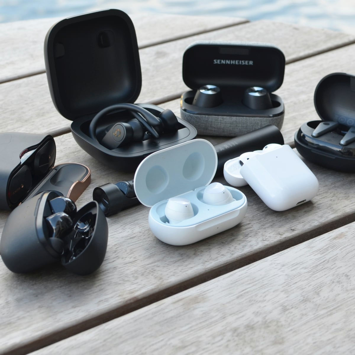 Best True Wireless Earbuds 2019 Airpods Samsung Jabra Beats And Anker Compared And Ranked Technology The Guardian